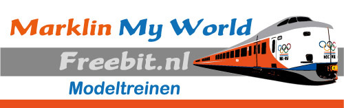 Marklin My World Freebit.nl