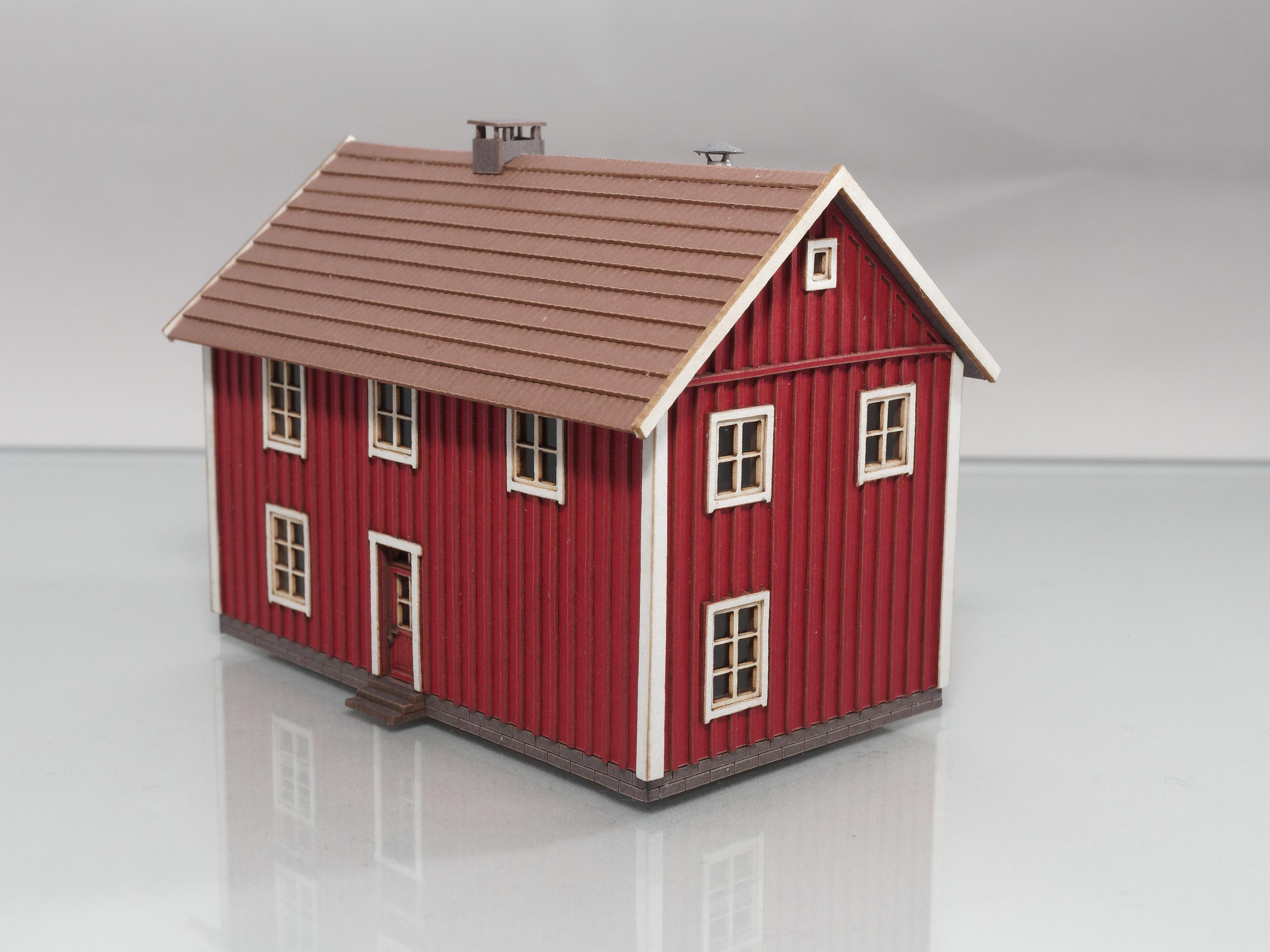 ASM Lyngstad gård Haupthaus V1