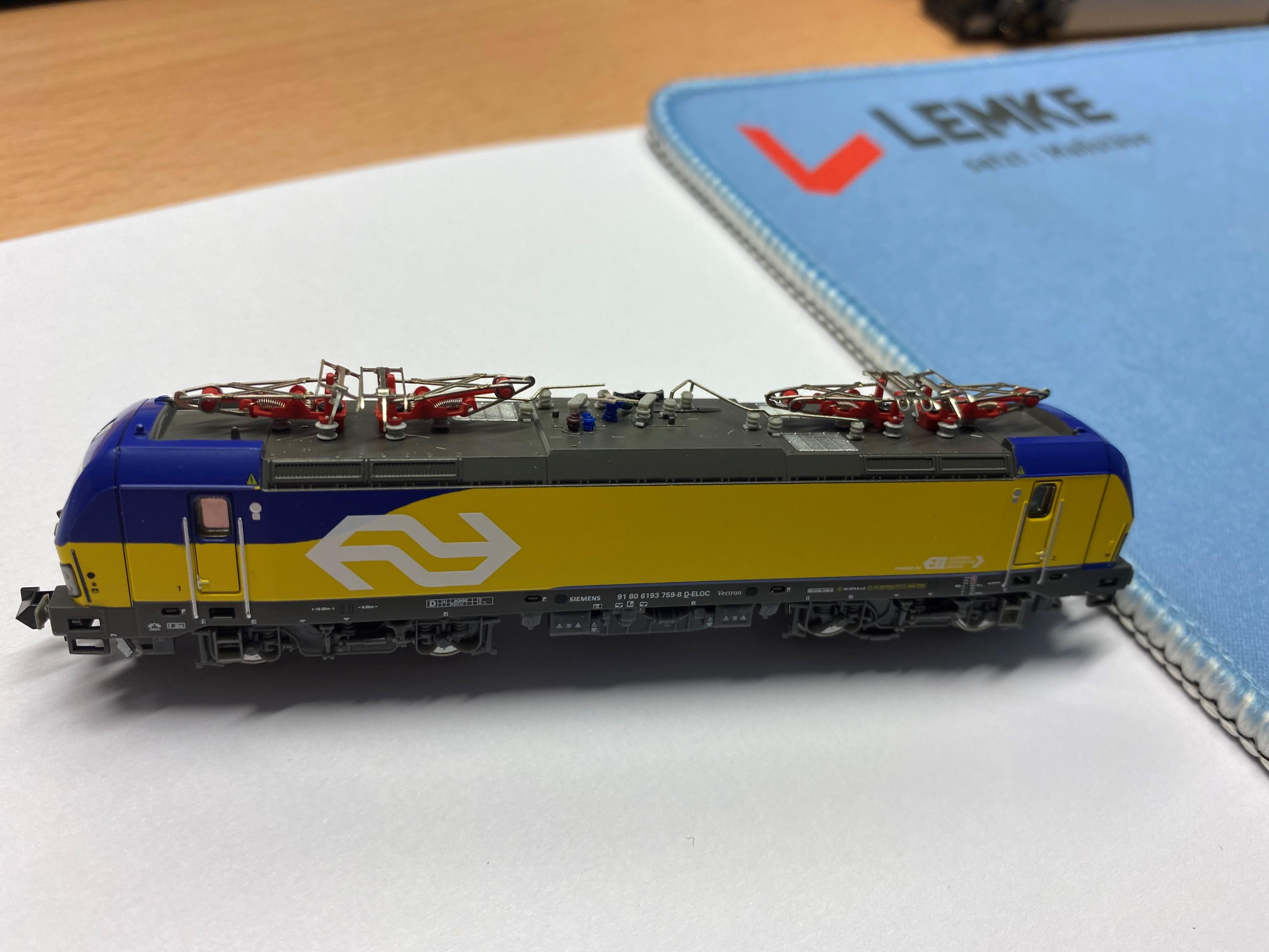 NS Vectron prototype 1